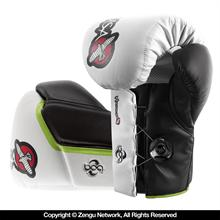 Hayabusa Hayabusa Mirai Series Striking Gloves (White/Black)